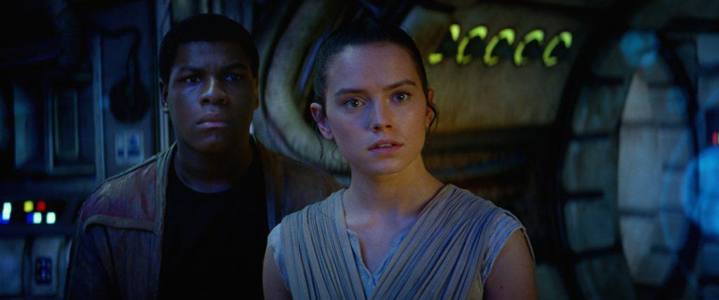 เรื่อง Star Wars: The Force Awakens