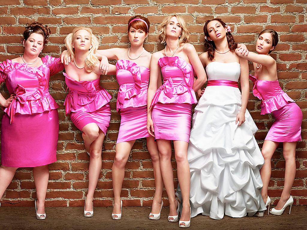 รีวิว หนัง Bridesmaids